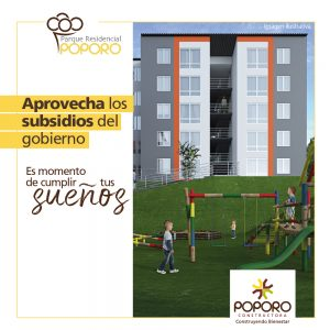 Parque residencial Poporo